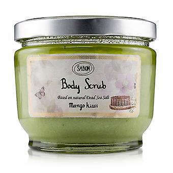 Body scrub-mango kiwi-600g/21.2 oz