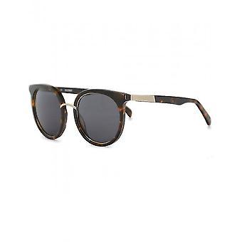 Balmain - Accessories - Sunglasses - BL2113_02 - Women - saddlebrown
