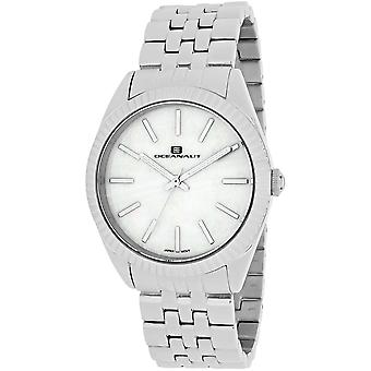 Oceanaut Women's Chique White MOP Dial Watch - OC7410