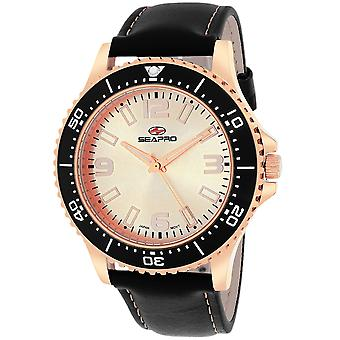 Seapro Men's Tideway Rose Gold Dial Watch - SP5314