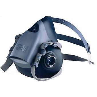 3m 7502 7000104177 half masker gasmasker w/o filter maat (XS-XXL): M