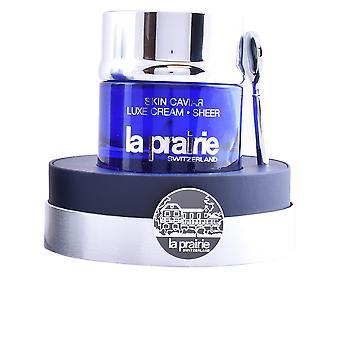La Prairie Skin Caviar Premier Pure Luxe crème 50 Ml voor vrouwen