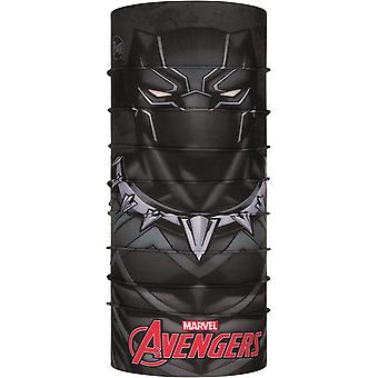 Buff New Original Jnr Neck Warmer in Black Panther