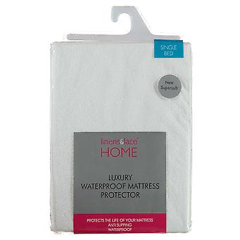Linens and Lace Unisex Luxury Waterproof Mattress Protector
