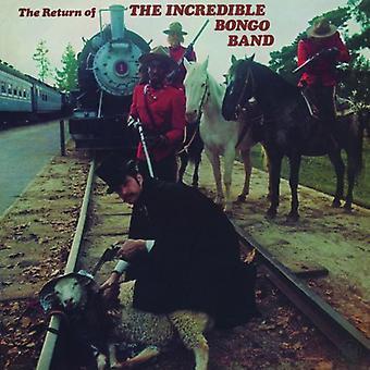 Incredible Bongo Band - Return of the Incredible Bongo Band [Vinyl] USA import