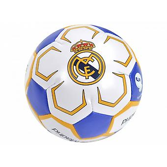 Real Madrid CF Official 4 Inch Mini Soft Football