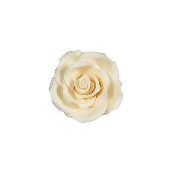 SugarSoft eetbare bloem-Rose Ivory 38mm-vak van 20