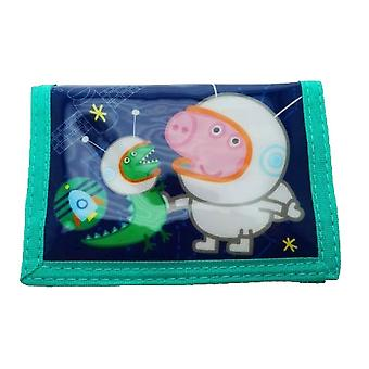 Peppa Pig Childrens/Kids George Pig Cosmic Wallet