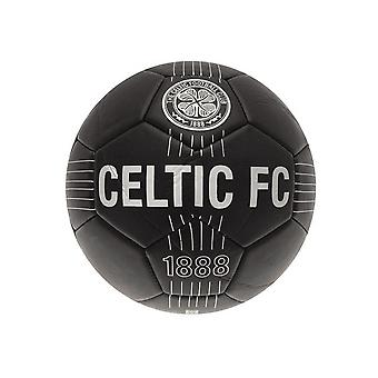Celtic FC React Football