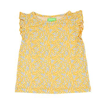 Lily Balou Top Eline Leaves