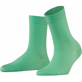 Falke Cotton Touch Socks - Neo Mint Green