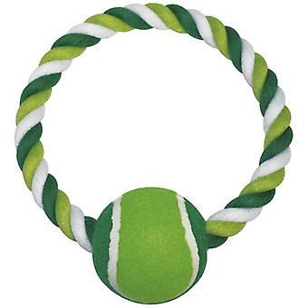 Ica Mint Dental Ring with Ball (Dogs , Toys & Sport , Ropes)