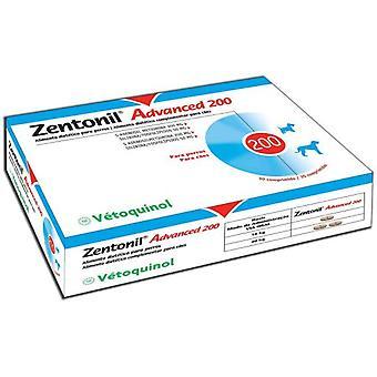 Vétoquinol Zentonil Advanced 200 Mg 30 Tablets (Dogs , Supplements)