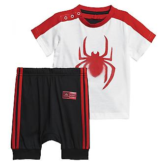 Ensemble de surv-tement Adidas Performance Marvel Spider-Man Summer Set estivo DV0833