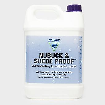 New Nikwax Nubuck and Suede Proof 5L Assorted