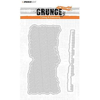 Studio Light Grunge 2.0 Collection Cutting & Embossing Die-NR. 174