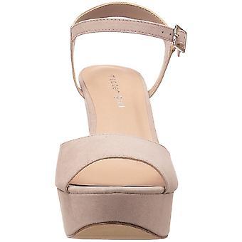 Madden tyttö naisten Cena kangas piip rento Platform sandaalit