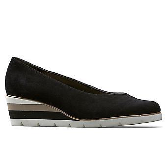 Van Dal Ariah Womens sapatos de salto de cunha