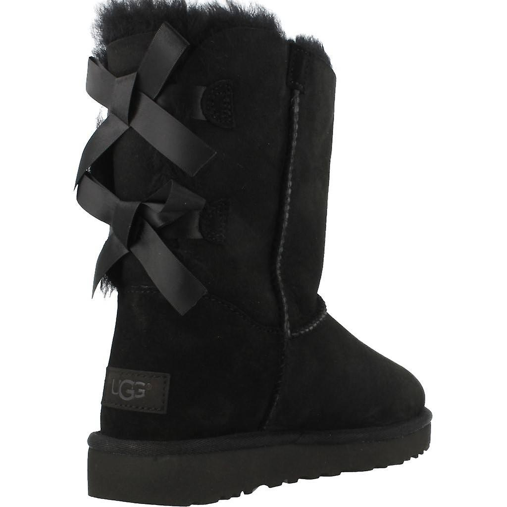 Ugg Boots Ugg Bailey Bow Color Black