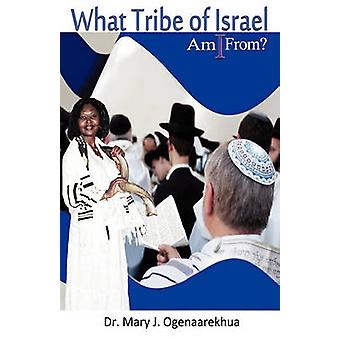 What Tribe of Israel Am I From by Ogenaarekhua & Mary J.