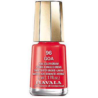 Mavala Poolside Colours 2020 Nail Polish Collection - Goa (96) 5ml