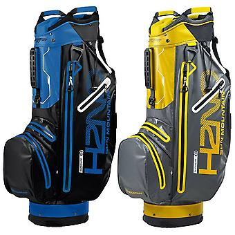 Sun Mountain H2NO Superlite Waterproof Cart Golf Bag