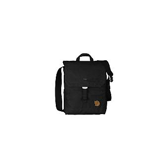 Fjällräven Foldsack No. 3 Shoulder Bag (Black)