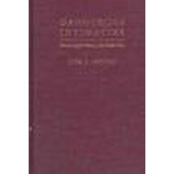 Dangerous Intimacies - Toward a Sapphic History of the British Novel b