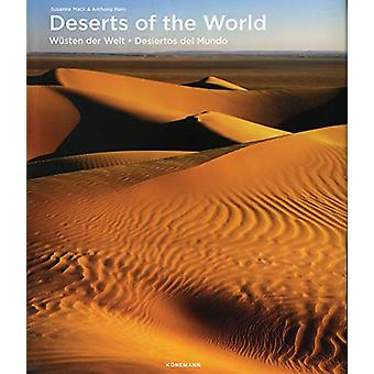 Deserts of the World by Susanne Mack - 9783741921223 Book