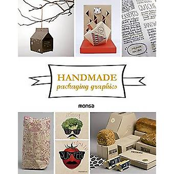 Handmade Packaging Graphics - 9788416500178 Book