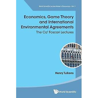 Economics - Game Theory And International Environmental Agreements - T