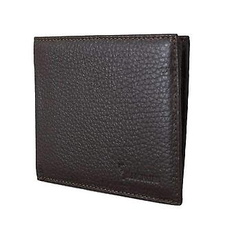 Portefeuille Brown Leather Bifold -- VAS1168240