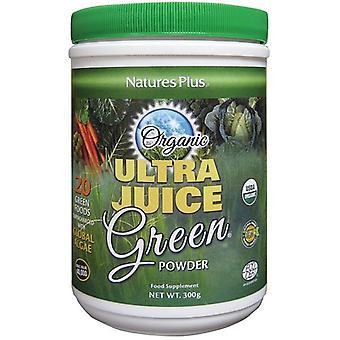 Nature's Plus Ultra Juice Organic Green Drink 300g (37747)