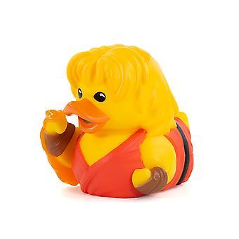 Street Fighter Ken TUBBZ Collectible Duck
