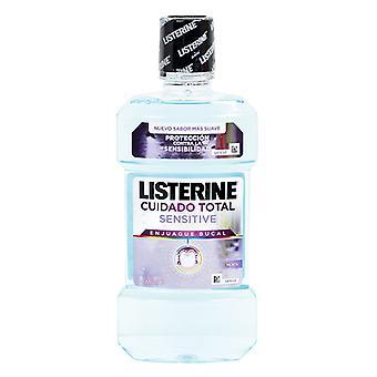 Mouthwash Total Care Sensitive Listerine (500 ml)