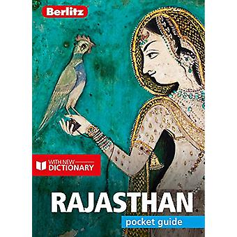 Berlitz Pocket Guide Rajasthan (Travel Guide with Dictionary) - 97817