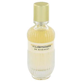 Eau Demoiselle Eau De Toilette Spray By Givenchy 3.3 oz Eau De Toilette Spray