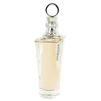Mauboussin Pour Elle Eau De Parfum Spray (Tester) By Mauboussin 3.4 oz Eau De Parfum Spray
