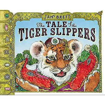 The Tale of the Tiger Slippers by Jan Brett - 9780399170744 Book