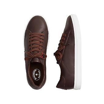 Brooks Brothers Men's Leather Sneakers