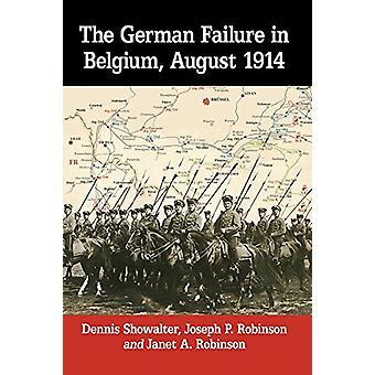 Den tyske fiaskoen i Belgia - august 1914 - Hvor feil Reconnaissanc