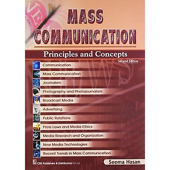 Mass Communication - Principles and Concepts by Seema Hasan - 97881239