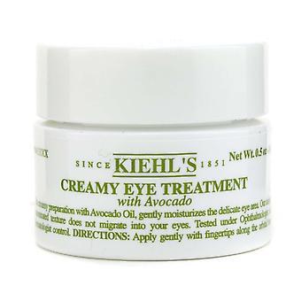 Tratamiento de ojos cremosos con aguacate 39093 14gl/0.5oz