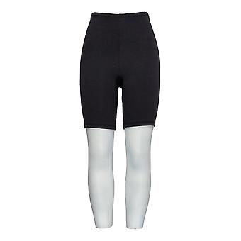 Cortland Intimates Women's Plus Control Super Stretch Shaper Panty Black