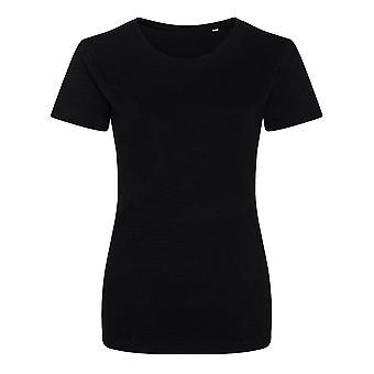 AWDis Womens/Ladies Girlie Slub T-Shirt
