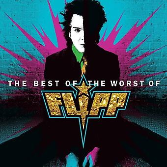 The Best Of The Worst Of Flipp [CD] USA import
