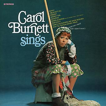 Burnett*Carol - Sings [CD] USA import