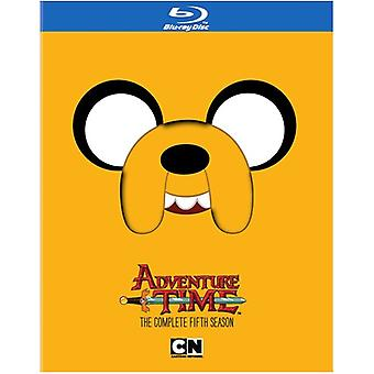 Adventure Time: Complete Fifth Season [BLU-RAY] USA import