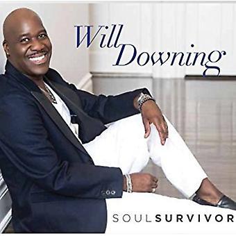 Will Downing - Soul Survivor [CD] IMPORTAción de EE.UU.