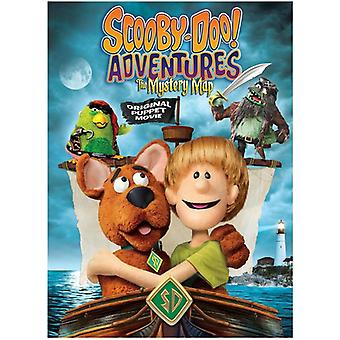 Scooby-Doo: Adventures-the Mystery Map [DVD] USA import